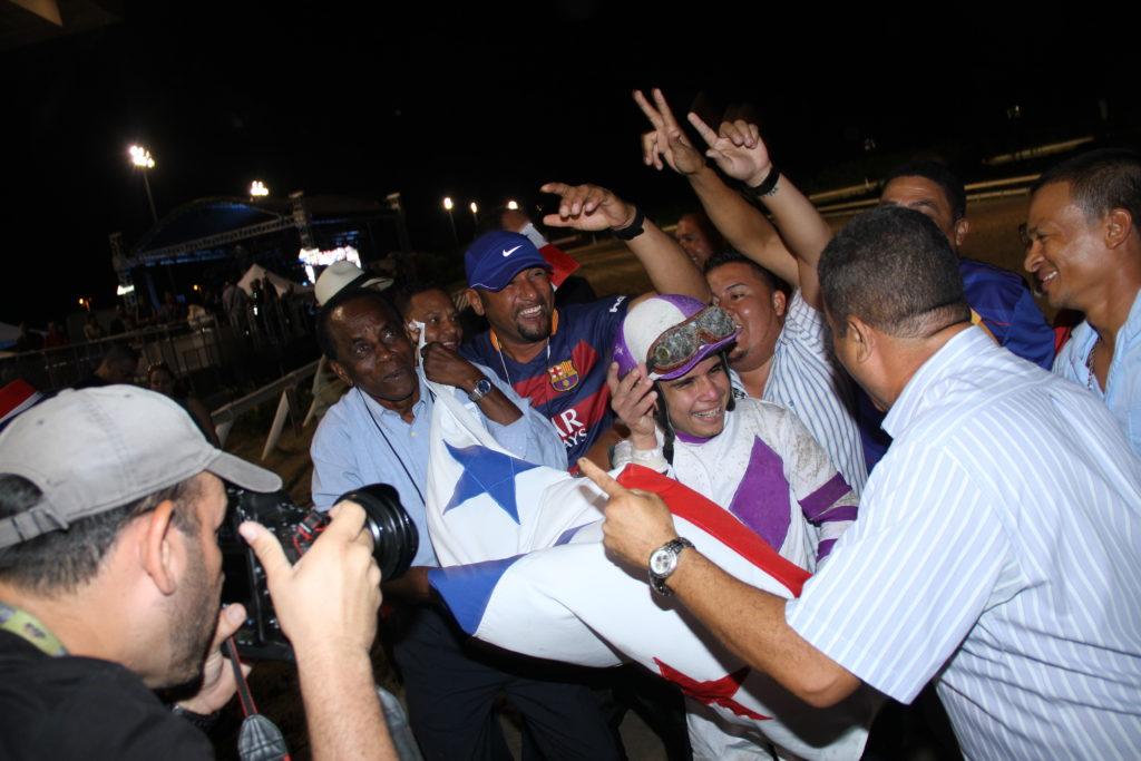 Panamá celebra con Félix Salgado